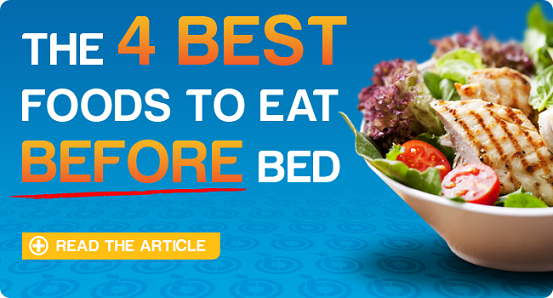 Best Foods To Eat Before Bedtime For Weight Loss